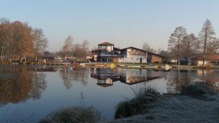 Base de l'Aviron Club Soustonnais